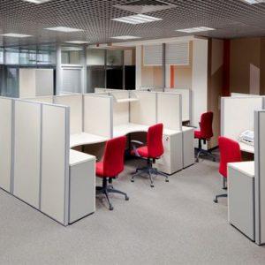 Офисные перегородки – особенности, разновидности, цены и процесс установки