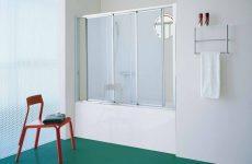 Шторы из стекла для ванной — советы по выбору от МЗФ