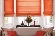 Рулонные шторы приобретают популярность