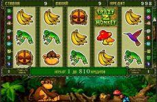 Игровой автомат Crazy Monkey 2 в Казино Вулкан