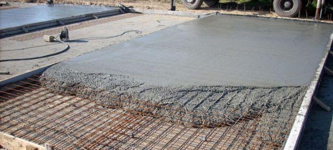 раствор для бетон м200