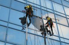 Промышленный альпинизм в Москве и области