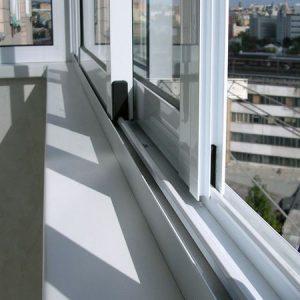 Алюминиевые окна в компании Амуртех Профиль