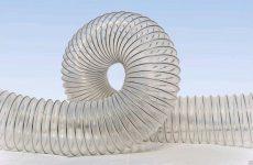 Воздуховод ПВХ 200 мм для приточных и вытяжных систем