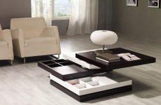 Журнальный стол: элегантное дополнение интерьера гостиной