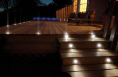Светильники для освещения ландшафта