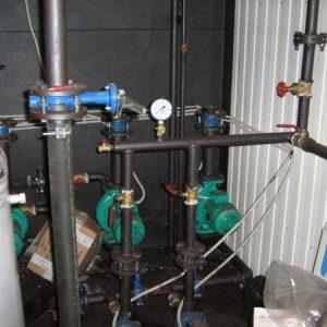 Модульная установка очистки сточных вод