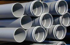 Водопроводные трубы из поливинилхлорида