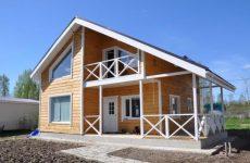 Строительство каркасных домов в России