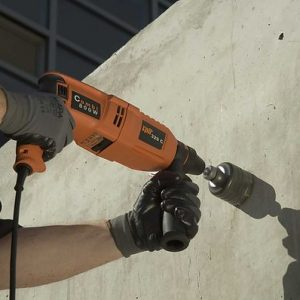 Сверление бетона перфоратором. Рекомендации по использованию перфоратора