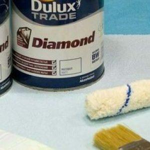 Выбор краски для потолка в магазине Профком