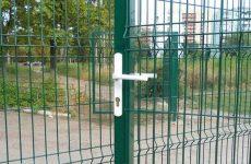 Решетки заборные металлические