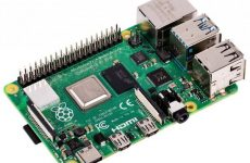 Мини-ПК Raspberry Pi 4 Model B 2GB
