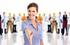 Поиск временного персонала