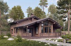 Каркасные дома: строительство и достоинства