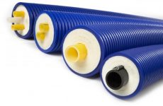 Предизолированные трубы для тепловых сетей