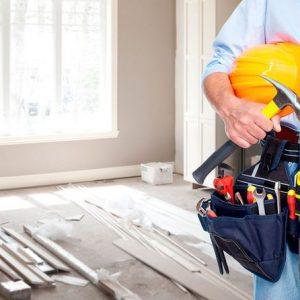 Ремонт и отделочные работы в жилых помещениях