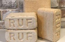 Березовые топливные брикеты RUF