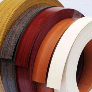 ПВХ кромка для защиты торцов мебели
