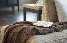 Плюшевые пледы для домашнего уюта