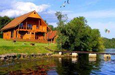 Как выбрать дом рядом с водоемом?