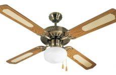 Купить современные люстры вентиляторы в DreamFan