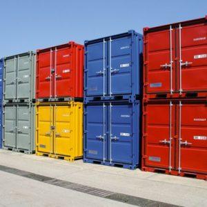 Преимущества аренды контейнеров в Москве