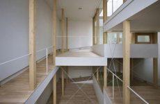 Дом уклонов архитектора Fujiwarramuro