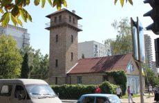 Старая «пожарка» в Борисполе