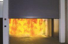 Противопожарные шторы: конструкция и назначение