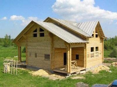 строительство дома без фундамента